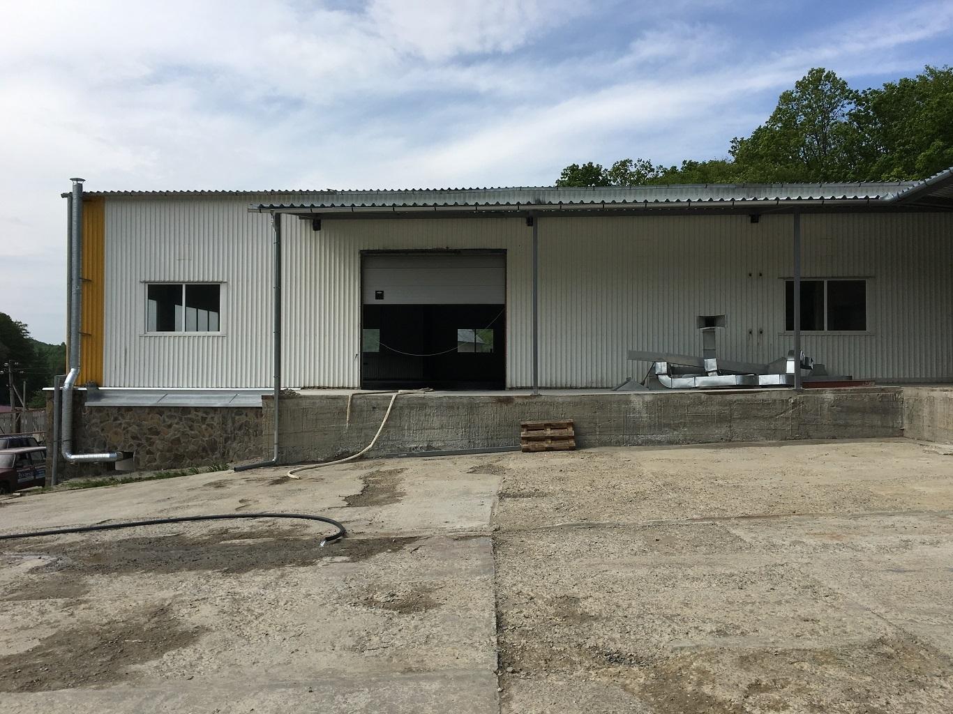 Завод розливу мінеральної води (Нижнє Солотвино, Закарпатська область)